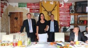 Spotkanie z działaczami klubów Podokręgu Nowa Sól