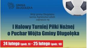 Perła zagra o Puchar Wójta Gminy Długołęka