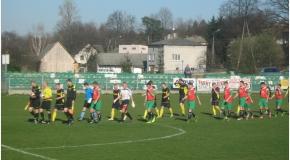Zwycięstwo w derbach - zadecydowała końcówka meczu