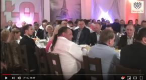 Wigilia Bożego Narodzenia MKS Olimpii Koło  2018 [VIDEO]