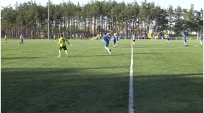 Start Otwock vs SEMP Warszawa 3:1 (1:0)