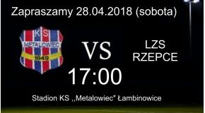 Po remisie w derbach gminy przyszedł czas na LZS Rzepce ! !