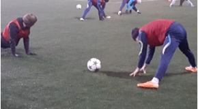 Pierwszy Sparing Klub Sportowy Tyniec - Piast Skawina 4-2 (1-1)