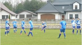 Juniorzy Starsi: Olimpia Truskolasy 2 - 2 (0-1) Orzeł Pawonków