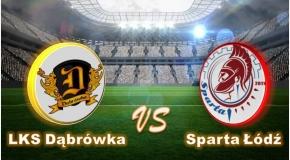 SPARING 24.02.2017 LKS Dąbrówka - Sparta Łódź