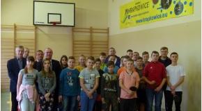 V otwarty mikołajkowy turniej tenisa stołowego o Puchar Burmistrza Krapkowic