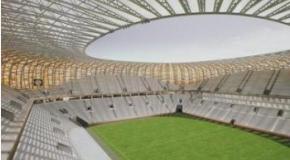 Z wizytą na stadionie...