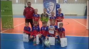 Turniej w Radomsku - II miejsce !!!
