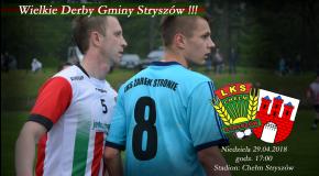 Wielkie Derby Gminy Stryszów !!!