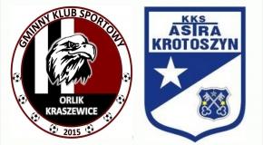 Kadra i szczegóły meczu z Astrą Krotoszyn