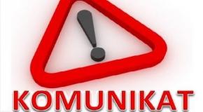 KOMUNIKAT Komisji dyscyplinarnej !!!