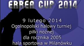 """Turniej """"Milan Cup"""" (Hala Milanówek) - 09.02.2014"""