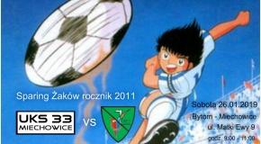 Sparing Żaków 2011 w Bytomiu - Miechowicach