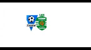 Derby: Tanew - Leśnik 28.10.2012 r. godz. 11:00 !