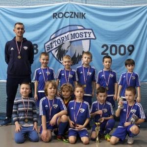 Sztorm Mosty Cup 2017 - rocznik 2009