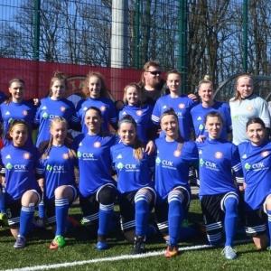 GWIAZDA-KANIA - III liga kobiet 2016/17, runda wiosenna