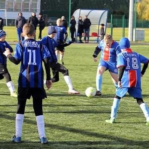 Liga okręgowa młodzika 2016/2017 - runda jesienna