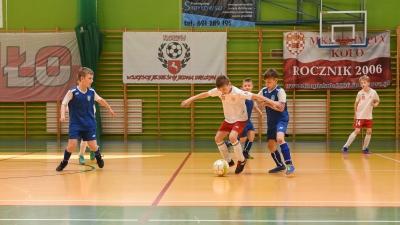 ROCZNIK 2006: III runda Małej Kolskiej Ligi