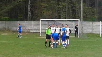 LKS Gałkówek 0 - 4 KS AMII NOWOSOLNA (0-2)