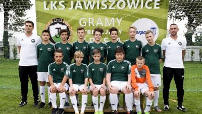 LKS Jawiszowice-Zgoda Malec 2:0 w meczu Trampkarzy