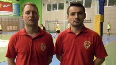 ROCZNIK 2001/2002: Duet trenerski poprowadzi Juniora Młodszego