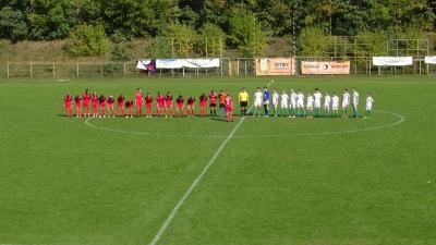SEMP Warszawa vs Radomiak Radom 1:1 (1:0)