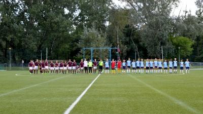Unia Warszawa vs SEMP Warszawa 1:0 (1:0)