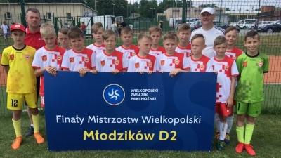 ROCZNIK 2007/2008: Zagrali w Finale Wojewódzkim o Mistrza Wielkopolski