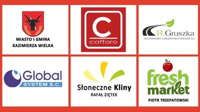 Nasi główni sponsorzy!