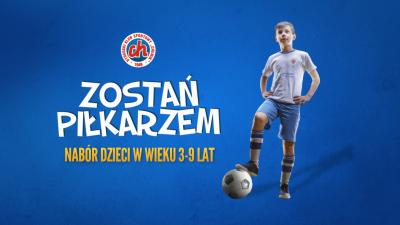 Zostań Piłkarzem! Nabór do akademii Chemika Bydgoszcz
