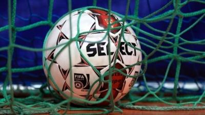 XII Turniej Halowej Piłki Nożnej o Puchar Burmistrza Miasta Kock.