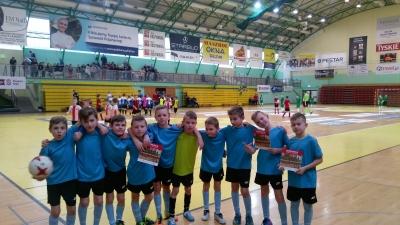 II miejsce w turnieju Starogard Cup
