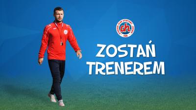 Zostań trenerem Chemika Bydgoszcz!