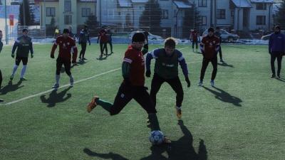 Mecz sparingowy: Wisła Sandomierz 3-1 Lewart Lubartów