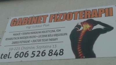 Mgr.ŁUKASZ PTAK FIZJOTERAPEUTĄ KLUBU:))