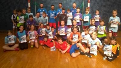 Trening futsalowego Piasta - relacja