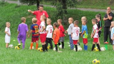 Grupa trenera Pawła 2010! Treningi w Sierpniu!