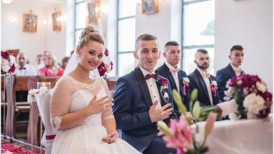 Dominik Drożdżal wstąpił w związek małżeński