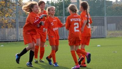 Juniorki grały w Pucharze Tymbarku