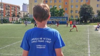 Gdyńska Liga Podwórkowa - jesień 2017