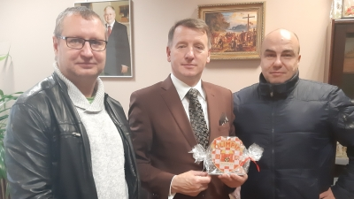 Podziękowania dla Pana Leszka Galemby, posła na Sejm RP