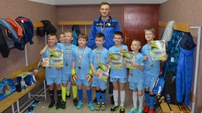 Żaki II SP10 - turniej TOP7 Kąty Wrocławskie