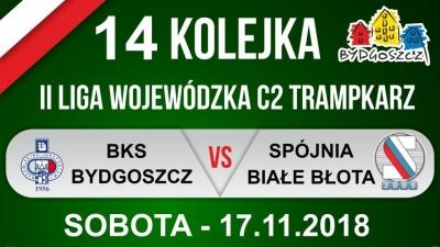 BKS Bydgoszcz - SPÓJNIA Białe Błota