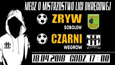 Zryw - Czarni 0:0