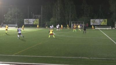 SEMP Warszawa vs Znicz Pruszków 0:6 (0:3)