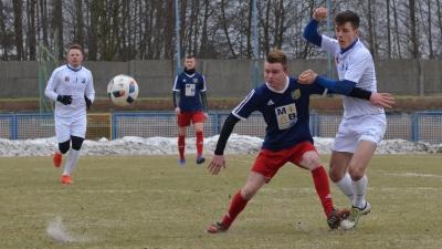 Sparing: MKS Kluczbork - LZS Skorogoszcz 7:0 (2:0)