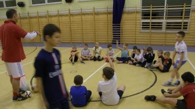 Treningi Szkółki