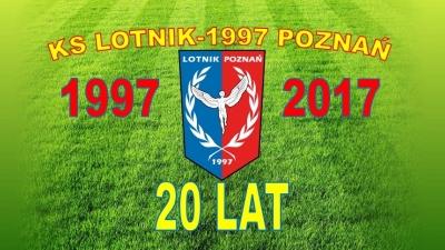LOTNIK-1997 POZNAŃ MA 20 LAT!!!