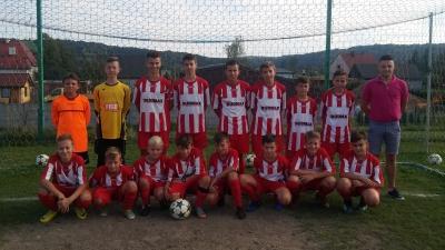 Trampkarze wygrali z Olszynką... 19-0!!!