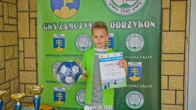 IV miejsce rocznika 2008 w Odrzykoniu